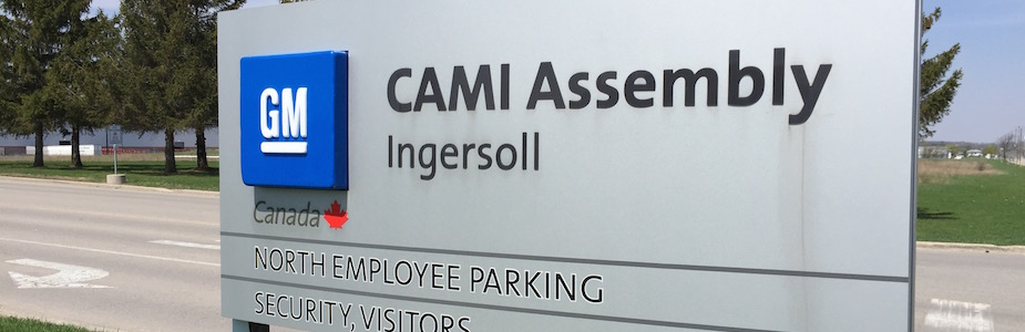Cami plant sign