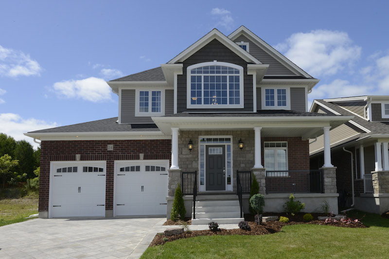 Move to ingersoll new homes canadian home builders Canadian houses